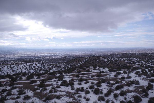 Snow La Bajada