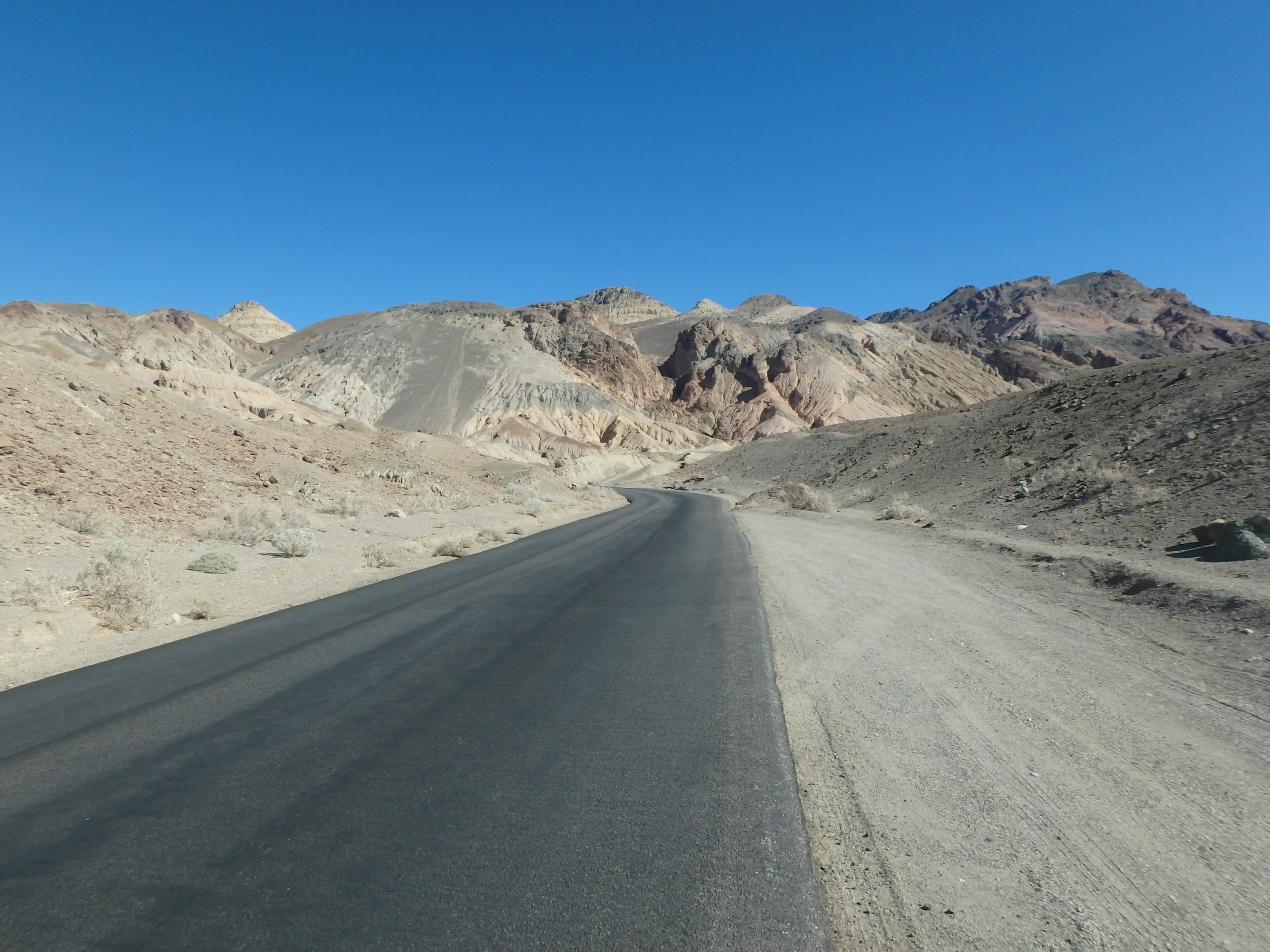 Mission 66 in Death Valley National Park